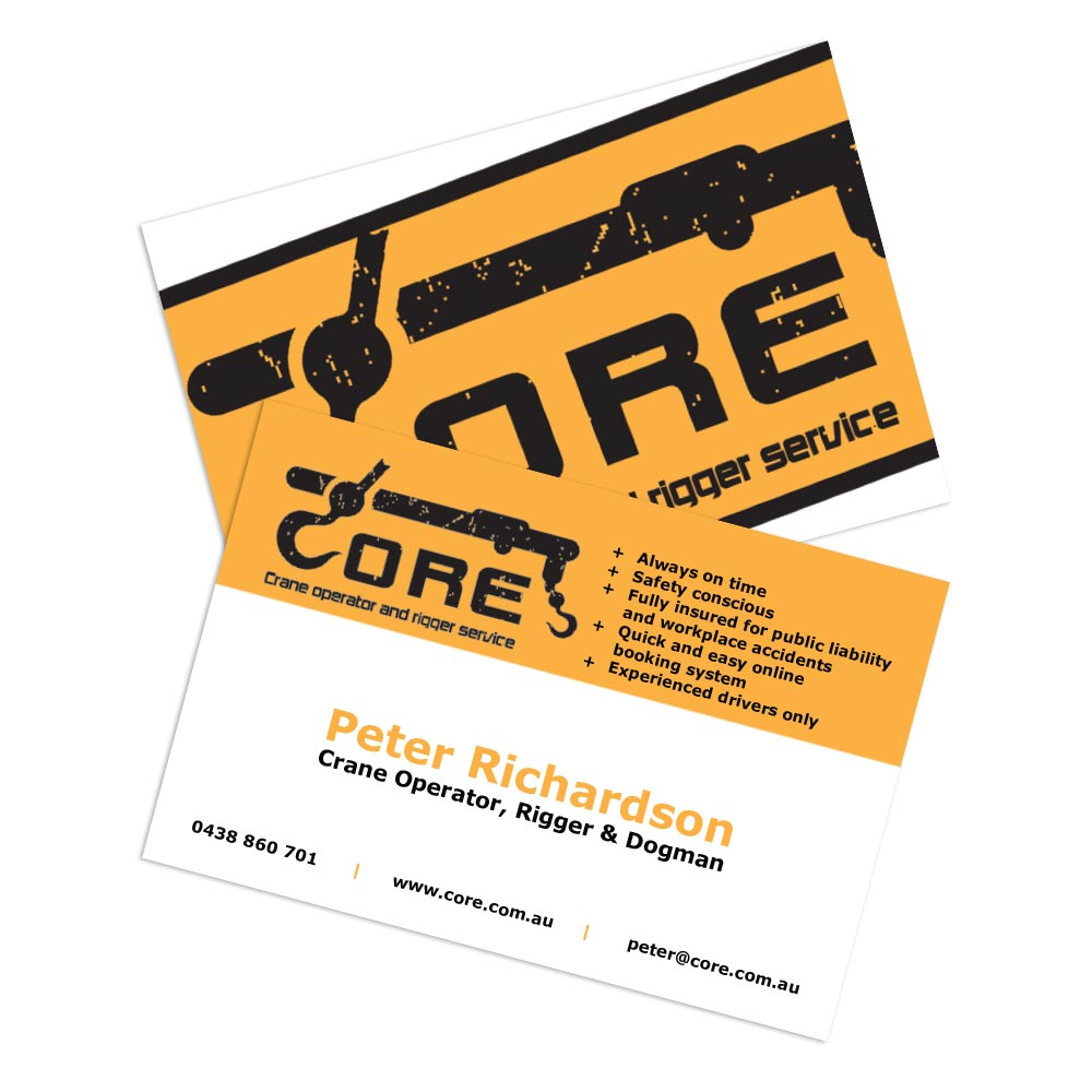 core-cards